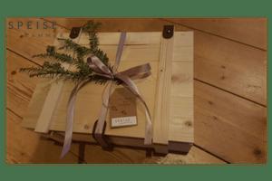 Weihnachten in Niederbayern – und in der Speise.Kammer