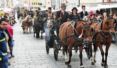 Dionysimarkt am 8.10.2017 in Vilsbiburg am Stadtplatz